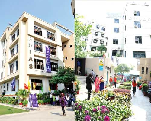 Top Management College IP university