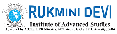 Rukmini Devi Institute of Advanced Studies | RDIAS