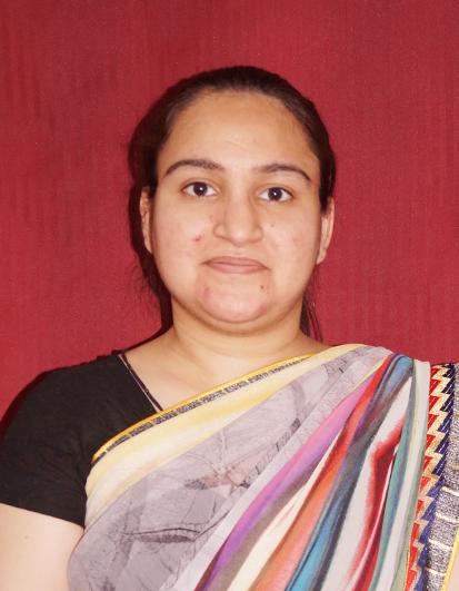 Ms. Akansha Rehani