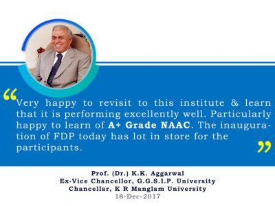 Prof. (Dr.) K.K. Aggarwal